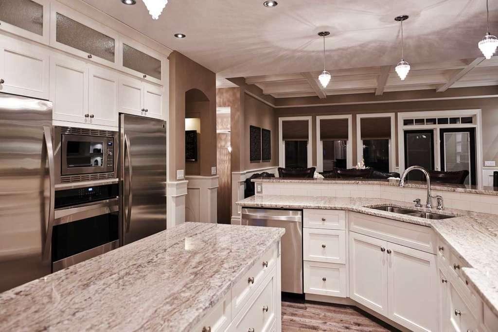 Permalink to Custom Kitchen Cabinets